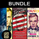 Dj Flyer Bundle Vol. 15 - GraphicRiver Item for Sale