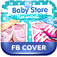 Baby Store FB COVER V2 - GraphicRiver Item for Sale