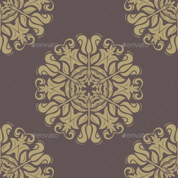 GraphicRiver Orient Seamless Vector Pattern 8874213