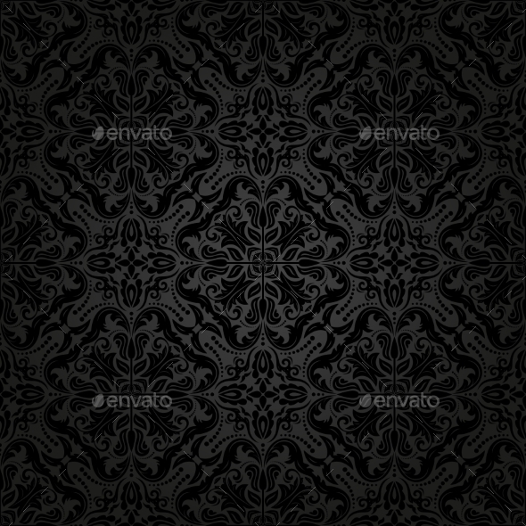 GraphicRiver Orient Seamless Vector Pattern 8874219