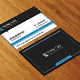Modern Corporate Business Card AN0425 - GraphicRiver Item for Sale