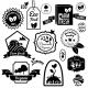 Eco Labels Black - GraphicRiver Item for Sale