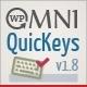 WP Keyboard Navigation (aka QuicKeys) - CodeCanyon Item for Sale