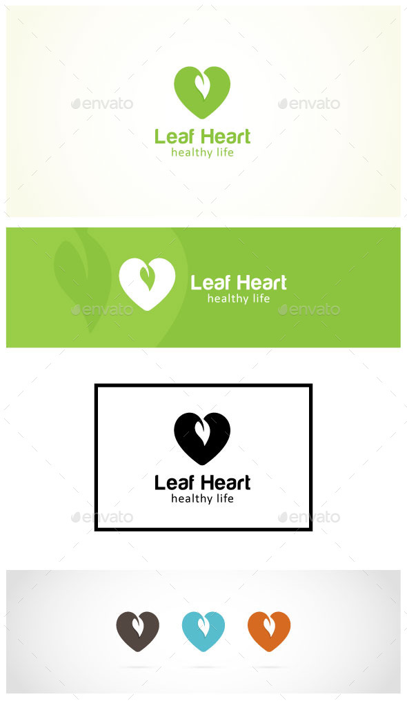 GraphicRiver Healthy Heart 8875590