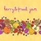 Fruits and Berries Horizontal Border  - GraphicRiver Item for Sale