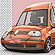 3D Cartoon Car - GraphicRiver Item for Sale