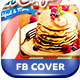 Restaurant & Coffee Shop - FB COVER - GraphicRiver Item for Sale
