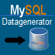 MySQL Datagenerator & import/export
