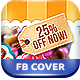 Bakery and Cupcake Shop FB Cover - GraphicRiver Item for Sale