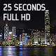 Hong Kong Victoria Harbour by Night - VideoHive Item for Sale
