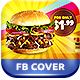 Fast Food FB Cover - GraphicRiver Item for Sale