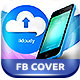 Mobile App FB Cover - GraphicRiver Item for Sale