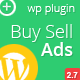 Buy Sell Ads, Wordpress Plugin, Widget - CodeCanyon Item for Sale