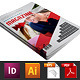 Modern Magazine Template - GraphicRiver Item for Sale