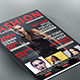 Fashion Magazine Front Cover Template