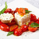 cream cheese with red fresh tomatoes - PhotoDune Item for Sale