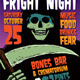 Halloween Party Grim Reaper Poster / Flyer - GraphicRiver Item for Sale