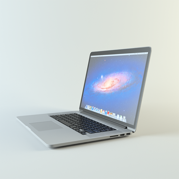 MacBook Pro - 3DOcean Item for Sale