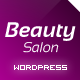 Beauty Salon Responsive Wordpress Template - ThemeForest Item for Sale