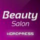 Beauty Salon Responsive Wordpress Template - ThemeForest Item for Sale