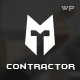 The Contractor - Construction Company WP Theme - ThemeForest Item for Sale