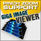 jQuery Giga Image Viewer - animated zoom and pan