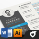 CV - Resume - GraphicRiver Item for Sale