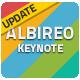 Albireo Keynote Template - GraphicRiver Item for Sale