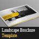 Landscape Brochure Templates - GraphicRiver Item for Sale