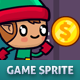 Endless Runner Game Sprite - Elf - GraphicRiver Item for Sale