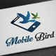 Mobile Bird Logo - GraphicRiver Item for Sale