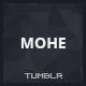 Moheet - Responsive Blog Thumblr Theme - ThemeForest Item for Sale