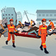 Rescue Teams Searching - GraphicRiver Item for Sale