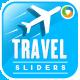 Travel Sliders - GraphicRiver Item for Sale