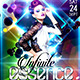 Infinite Essence (Flyer Template 4x6) - GraphicRiver Item for Sale