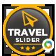 Travel & Tourism Sliders - GraphicRiver Item for Sale