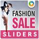 Fashion Sale Sliders - GraphicRiver Item for Sale