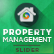 Property Management and Rental Sliders - GraphicRiver Item for Sale