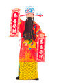 god of wealth holding congratulations reels.The four chinese words means blessing you to be rich man - PhotoDune Item for Sale