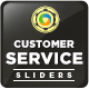 Service & Support Sliders - GraphicRiver Item for Sale