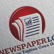 Newspaper Logo - GraphicRiver Item for Sale