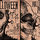 Vintage Halloween Party - GraphicRiver Item for Sale
