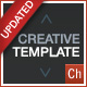 Ultimate Creative Template - ActiveDen Item for Sale