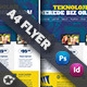 Tecnology Flyer Templates - GraphicRiver Item for Sale