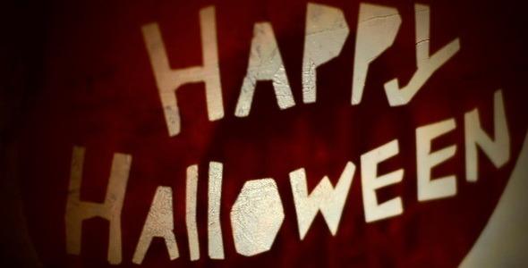 Shadows Of Happy Halloween Set