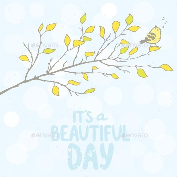 GraphicRiver Branch Tree 8882305