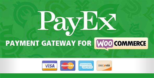 Payex payment gateway for Woocommerce