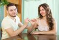 Happy couple having reconciliation - PhotoDune Item for Sale