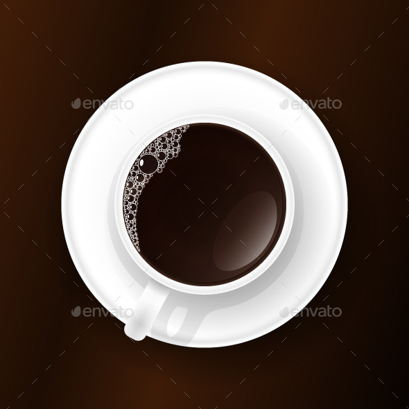 GraphicRiver Cup with Coffee 8883291