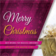 Merry Christmas Postcard Template - GraphicRiver Item for Sale